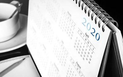 Termine/Veranstaltungen Rest-Jahr 2020